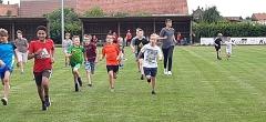 800m Lauf Jungen©TuS Leese