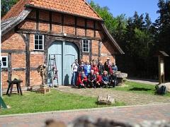 Altes Häuslingshaus in Langwedel©TuS Leese