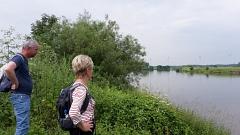 Blick auf die Weser©TuS Leese