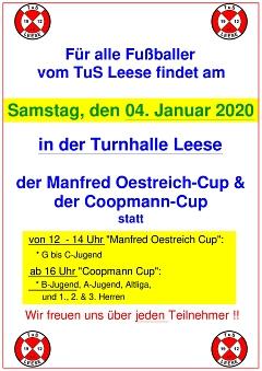 Coopmann Cup 2020©TuS Leese
