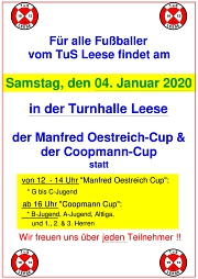 Coopmann Cup 2020