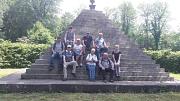 Entdeckung der Pyramiden - heimatnah