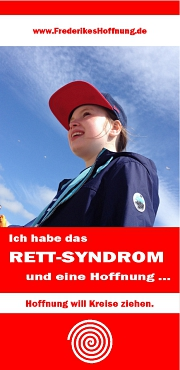 Rett-Syndrom, Frederike