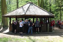 Grillhütte im Wald©TuS Leese