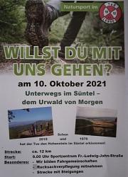 Info Oktoberwanderung