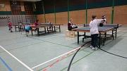 Tischtennis mini-Meisterschaft 2016 Ortsentscheidung Leese