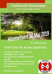 Schnitzeljagd 2019