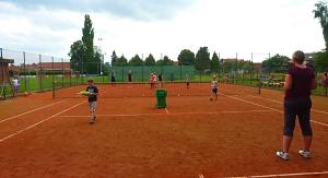 Tennis 2016 - FPA - Bälle einsammeln