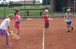Tennis 2016 - FPA - Ballgefühl der Kleinen