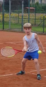 Tennis 2016 - FPA - Der Ball kommt