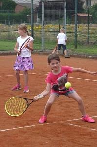 Tennis 2016 - FPA - Gute Beinarbeit