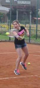 Tennis 2016 - FPA - Schnell reagiert