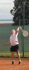 Tennis 2016 - H40 PS6 - Doppel Ernie Ballet