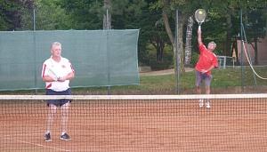 Tennis 2016 - H40 PS6 - Doppel Ernie und Marcus