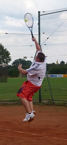 Tennis 2016 - H40 PS6 - Franky Aufschlagphase I