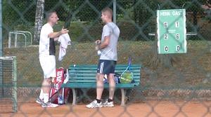 Tennis 2016 - H40 PS6 - Heikos Gegner verzweifelt