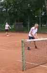 Tennis 2016 - H50 PS5 - Henning und Roland Aufschlag