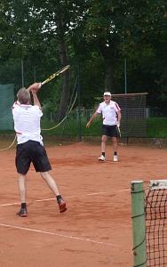 Tennis 2016 - H50 PS5 - Henning und Roland falsch herum