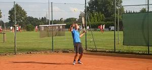 Tennis 2016 - H50 PS 6 - Cord und Karsten Doppel 2