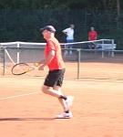 Tennis 2016 - H50 PS7 - Henning in Schatten