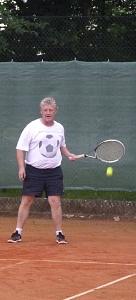 Tennis 2016 - MNT - Ernie denkt noch an Fußball