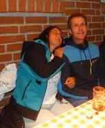 Tennis 2016 - SA - Christiane und Heiko