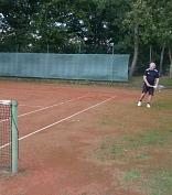 Tennis 2016 - SA - Cord im Abseits