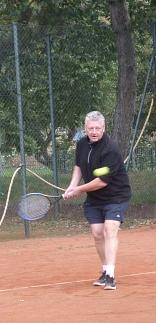 Tennis 2016 - SA - Ernie Rückhand