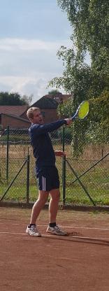 Tennis 2016 - SA - Heiko wieder nichts