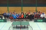 Tischtennis-Doppelturnier 2013
