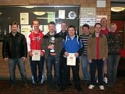 TT-Vereinsmeisterschaften 2012