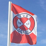 TuS Leese Logo Fahne