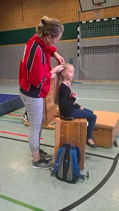 Vereinsmeisterschaften Turnen 2017©TuS Leese